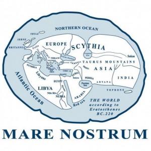 Μάρε Νοστρουμ - Mare Nostrum logo